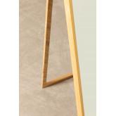 Miroir sur pied en bois de pin (137x45,5 cm) Naty, image miniature 4