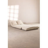 Canapé-lit 2 places en tissu Salma, image miniature 5