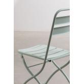 Chaise de jardin pliante Janti, image miniature 4