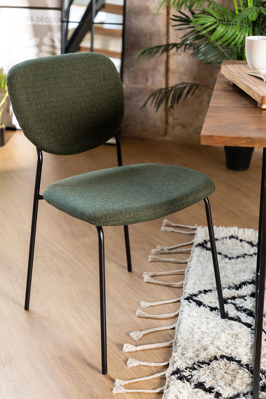 Chaise de salle à manger Taris, image de la galerie 1