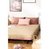 Canapé-lit 2 places en Velours Elen, image miniature 3