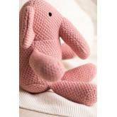 Éléphant en peluche en coton Dumbi, image miniature 3