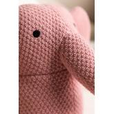 Éléphant en peluche en coton Dumbi, image miniature 4