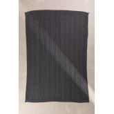 Couverture en coton à carreaux Anuri, image miniature 3