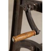 Table à manger extensible en bois (184-236x91 cm) Tich, image miniature 925803