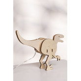 Lampe de table pour enfants Dino, image miniature 3
