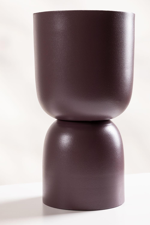 Vase Artis en métal, image de la galerie 1