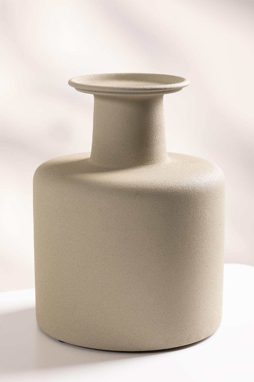 Vase Baus en métal, image de la galerie 1