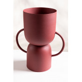 Vase en métal Rob, image miniature 3