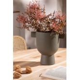 Vase en métal Dairo, image miniature 1