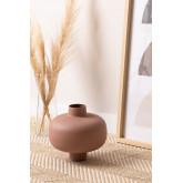 Vase en métal Akira, image miniature 1