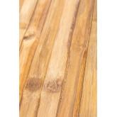 Table en bambou (150x80 cm) Marilin, image miniature 6