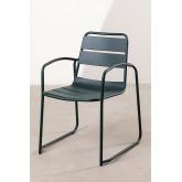 Chaise avec Accoudoirs Janti, image miniature 2