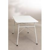Table Pliable d'Extérieur en Acier Janti, image miniature 3