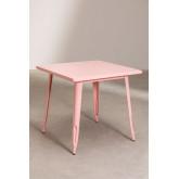 Table LIX 80x80 Extérieur Mate, image miniature 2