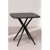 Table d'extérieur carrée (72x72 cm) Enno, image miniature 3