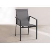 Ensemble de table extensible Starmi (180-240 cm) et 6 chaises de jardin Eika, image miniature 6