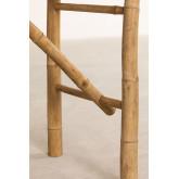 Table d'extérieur en bambou Marie, image miniature 5