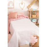 Couvre-lit en coton (180x260 cm) Kimba, image miniature 1