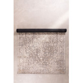Tapis en chenille de coton (298x180 cm) Busra, image miniature 2