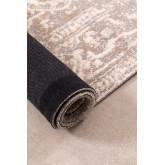 Tapis en chenille de coton (298x180 cm) Busra, image miniature 3