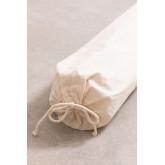Tapis en chenille de coton (298x180 cm) Busra, image miniature 5