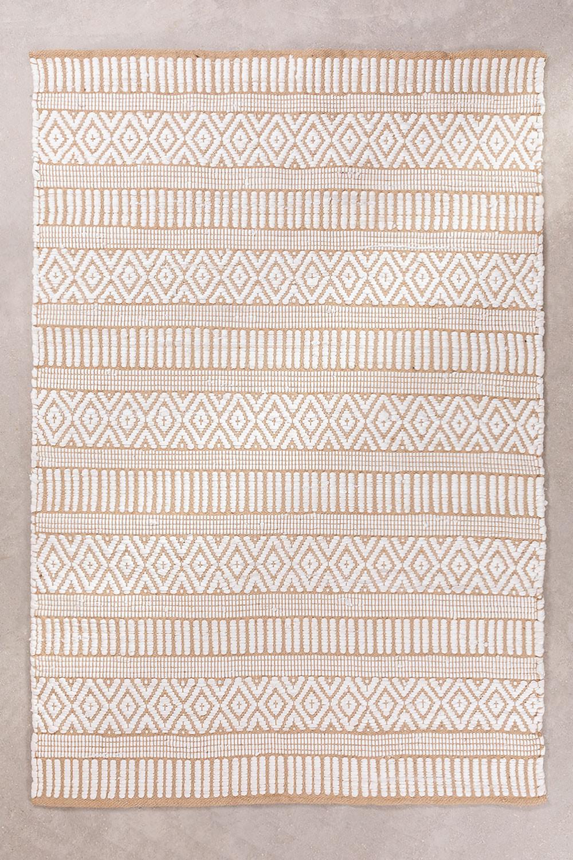 Tapis en chanvre (180x120 cm) Tolose, image de la galerie 1