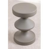 Table d'appoint ronde en métal (Ø31 cm) Zhou , image miniature 3