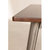 Table LIX Brossée en Bois (120x60), image miniature 4