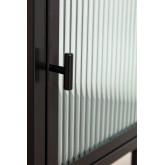 Armoire de réception en métal et verre Vertal, image miniature 6