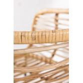 Tabouret Haut en Rotin Hasse, image miniature 4