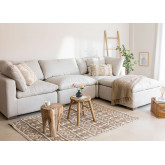 Modules de canapé en lin Belah, image miniature 6