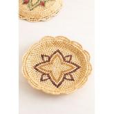 Lot de 3 assiettes décoratives Siona, image miniature 4