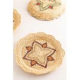 Lot de 3 assiettes décoratives Siona, image miniature 6