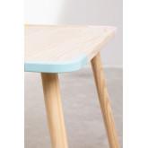 Table rectangulaire en bois (60x40 cm) Kandy Kids, image miniature 5