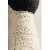 Hochet en coton pour enfants Woll , image miniature 3