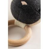 Hochet en coton pour enfants Lambert , image miniature 3