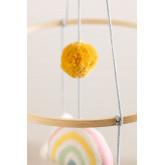 Carrousel pour lit de bébé Izaro en coton pour enfants, image miniature 4