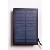 Guirlande solaire à LED (7 m) Borat, image miniature 982976