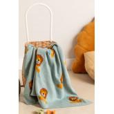 Couverture en coton pour enfants Meru, image miniature 1