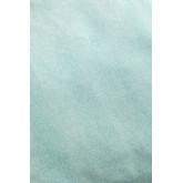 Pouf carré en coton Barry , image miniature 3
