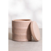 Table d'appoint ronde en céramique Blaci, image miniature 4