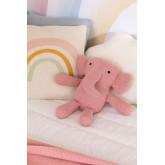 Éléphant en peluche en coton Dumbi, image miniature 1