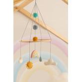 Carrousel pour lit de bébé Izaro en coton pour enfants, image miniature 1