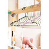 Ensemble de 2 cintres pour enfants Mofli, image miniature 1