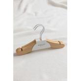 Ensemble de 2 cintres pour enfants Arius, image miniature 3