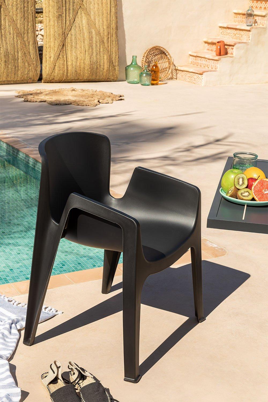 Chaise de jardin Tina, image de la galerie 1