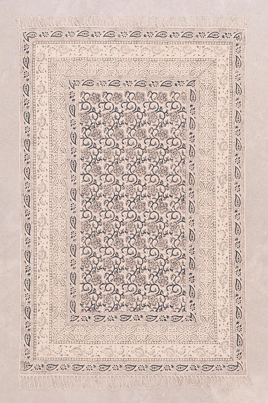 Tapis en coton (183x120 cm) Banot , image de la galerie 1