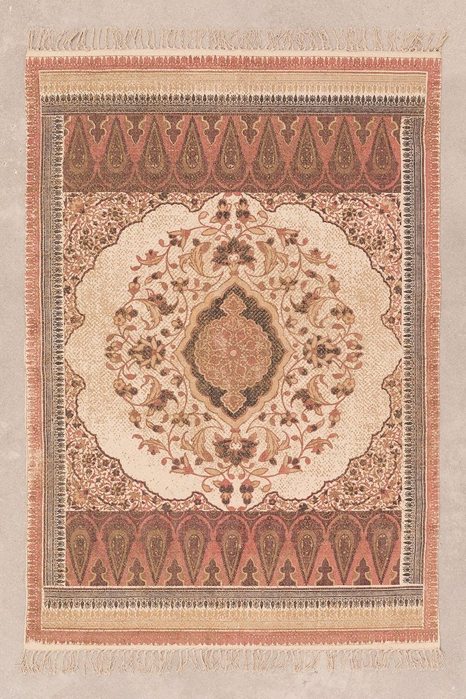 Tapis en coton (186x127,5 cm) Shavi, image de la galerie 1