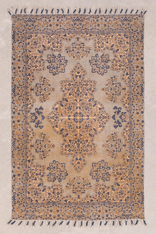 Tapis en coton (182x117 cm) Boni, image de la galerie 1